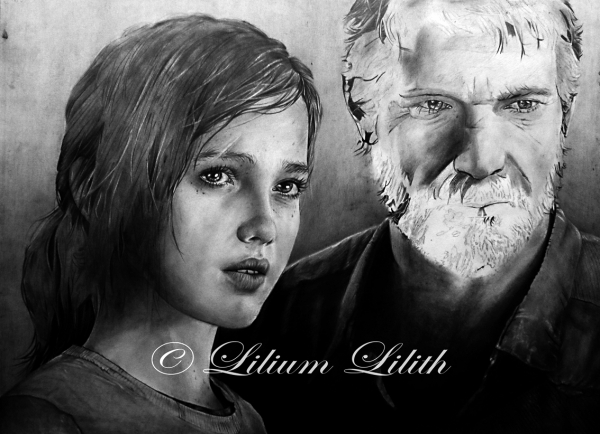 The Last of Us por LiliumLilith